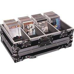 Odyssey FZCD320 Flight Zone Ata Cd Case Holds: Hold 100 Cd Jewel Cases Or 320 Cd View Packs Product Image
