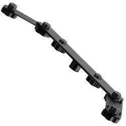 On Stage Stands MY700 Multi-Use Stereo Bar For up to 6 Mics Product Image