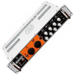 Orange 4 STROKE-300 Rackmount 300W 4 Band Parametric EQ Class A/B Bass Amp Head Product Image