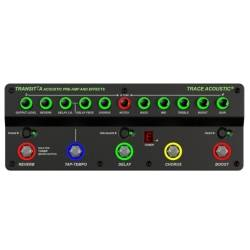 Trace Elliot Transit A Acoustic Preamp Pedal 03616150 Product Image