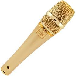 Heil Sound PR22G Dynamic Microphone in Gold Product Image