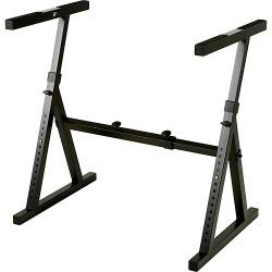 Profile KDS 450 MA Adjustable Keyboard or Mixer Stand - Black profile-kds450-ma Product Image