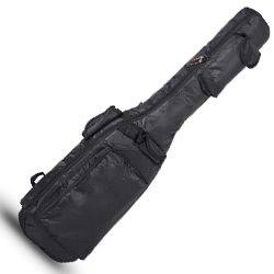 RockBag RB20515B Deluxe Black Bass Guitar Case by Warwick (discontinued clearance) Product Image