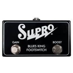 Supro SF4 Blues King Gain and Boost Footswitch Product Image