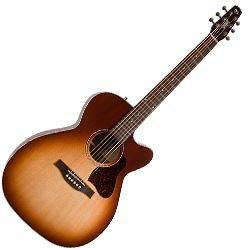 Seagull 046485 Entourage Autumn Burst CH CW A/E 6 String RH Electric Acoustic Guitar  Product Image