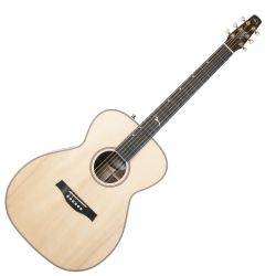 Seagull 047772 Artist Studio CH HG EQ 6 String RH Acoustic Electric Guitar w Tric Case Product Image