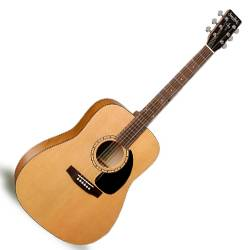 Simon & Patrick 028955 Woodland Cedar Acoustic 6 String Guitar Product Image 2