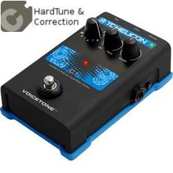 TC Helicon VoiceTone C1 Vocal Correction Pedal Product Image