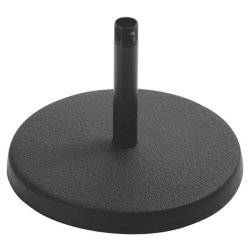 On Stage Stands DS7100B Basic Fixed-Height Desktop Stand, Black Product Image