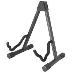 On Stage Stands GS7362B-BOXED Standard Single A-Frame Guitar Stand Product Image