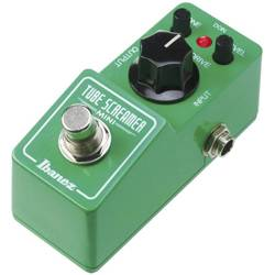 Ibanez TSMINI Tube Screamer Compact Overdrive Mini Pedal Product Image