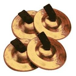 Toca T2530 Finger Cymbals 2 Pair Product Image