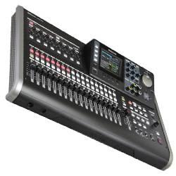Tascam DP-24SD Digital Portastudio 24 Track Recording Workstation and Mixer dp-24-sd Product Image