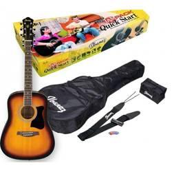 Ibanez V50NJP-VS Jampack Quick Start Acoustic Guitar Kit Product Image