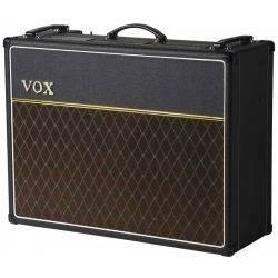 "Vox AC15C2 Custom Twin Celestion 2x12"" 15W Guitar Combo Amplifier Product Image"