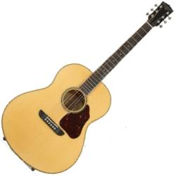 Washburn RSD135-D-YEAR 6-String RH Anniversary Limited Edition Super Auditorium Acoustic Guitar-Natural Product Image