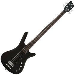 Warwick 1504030300CAALDAWW RockBass Corvette Basic 4-String RH Electric Bass - Nirvana Black Product Image