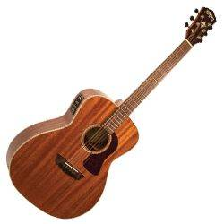 98774717f5 ... Washburn HG120SWEK-D Heritage 100 Series 6 String RH Acoustic Electric  Guitar with Hardshell Case ...