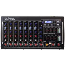 Peavey 03612230 XR-S Bluetooth Enabled POWERED MIXER 1500W Peak 8 Channel Powered Mixer  Product Image 1