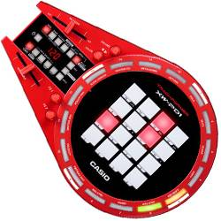 Casio XW-PD1 All in One Trackformer DJ & Groove Controller with Electronic Drum Pads Product Image