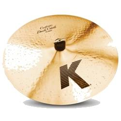 "Zildjian K0952 17"" K Series Custom Dark Crash Cymbal Product Image"
