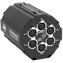 American DJ D6-BRANCH 6 Way DMX Splitter/Amplifier Product Image