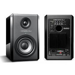 Denon DJ SM50 90W Active Reference Monitor with Free isolation pad (discontinued clearance) Product Image