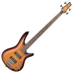 Ibanez SR370EF-BBT 4-String RH Fretless Electric Bass - Brown Burst Product Image