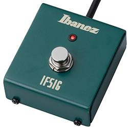 Ibanez IFS1G 1 button Footswitch for TSA5 Product Image
