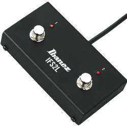 Ibanez IFS2L 2 Button footswitch for TSA15 TSA15H TSA30 SW35 SW80 T35 Product Image