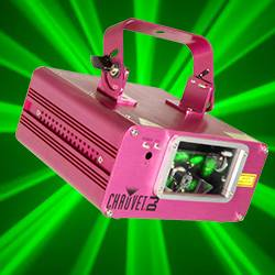 Chauvet DJ Scorpion-Dual FAT Beam Laser with 32 built in Patterns Product Image