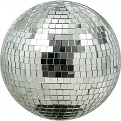 American DJ M-800 Glass 8 Inch Mirror Ball Product Image