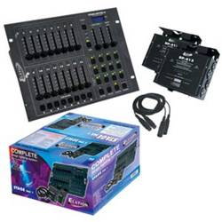American DJ Stage-Pak-1 DMX Lighting Controller Package Product Image