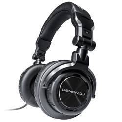 Denon DJ HP800 Headphones with Dual Sized Connectors Product Image