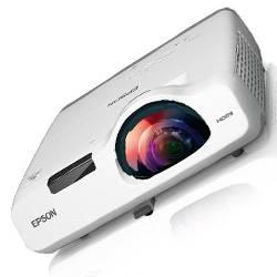 Epson V11H673020 PowerLite 530 XGA 3LCD 3200 Lumens Short Throw Projector Product Image