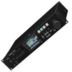 TASCAM HS-20 2 Channel Solid State Digital Network Recorder/Player Product Image