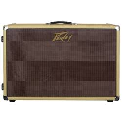 Peavey 03615000 212C Guitar Amplifier Cabinet with Vintage 30 and G12T-75 Speakers Product Image