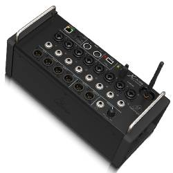 Behringer XR16 X AIR Series Rack Mountable 16 Input Digital Mixer for iPad/Android Tablets xr-16-x Product Image