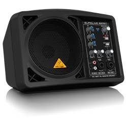 Behringer B205D Ultra Compact 150W PA/Monitor All in One Speaker System Product Image