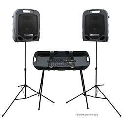 Peavey 03608880 ESCORT 3000 Portable PA System Product Image