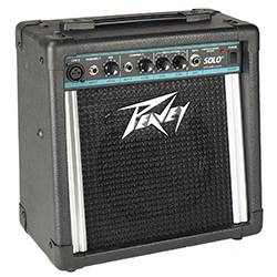 Peavey 00476100 SOLOPORTABLEPA Solo Battery Powered PA System Product Image