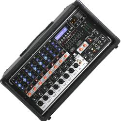 Peavey 03601860 PVI 8500 Bluetooth Enabled All in One Powered Mixer Product Image