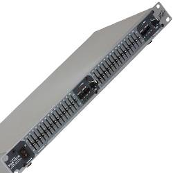 Peavey 03615350 PV 215EQ Dual Band Graphic Equalizer Product Image