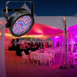 Chauvet DJ SlimPAR56 LED Par Can Stage Light with 108 Red Green and Blue LEDs Product Image