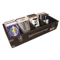 Odyssey CCD300E Carpeted CD/DVD Case for Up to 300 View Packs Product Image