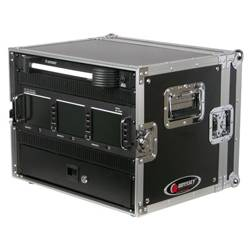 Odyssey FRER8 Flight Ready Effects Rack with 8U Spaces Product Image