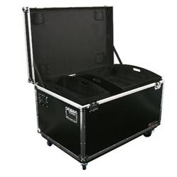 Odyssey FZUT2W Flight Zone Utility Trunk Touring Case with Organizing Trays and Dividers Product Image