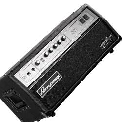 Ampeg HSVTCL Heritage All Tube 300W Bass Head  Product Image