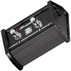 Ampeg AFP2 2 Button Footswitch Product Image