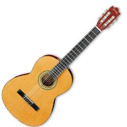 Ibanez GA3-AM-d 6 String Classical Acoustic Guitar in Amber Finish Product Image
